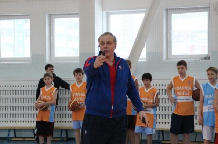 Юные вологодские баскетболисты смогут попасть в ЦСКА