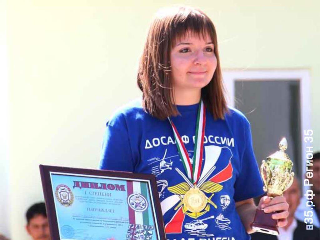 Вологжанка помогла сборной России завоевать золото на Чемпионате Европы  по стрельбе