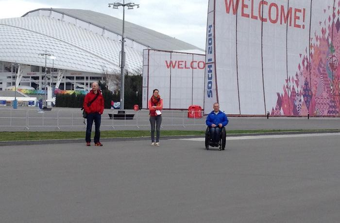 Резиденция Деда Мороза готова к приему паралимпийцев в Сочи