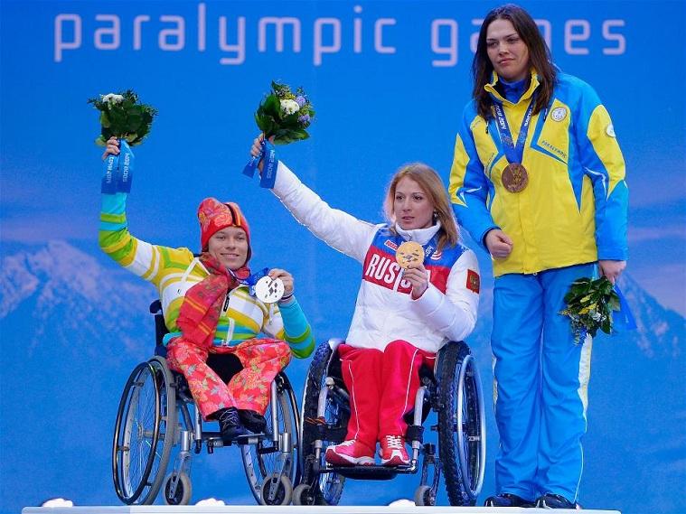 Российские паралимпийцы выиграли 80 наград из 216 возможных