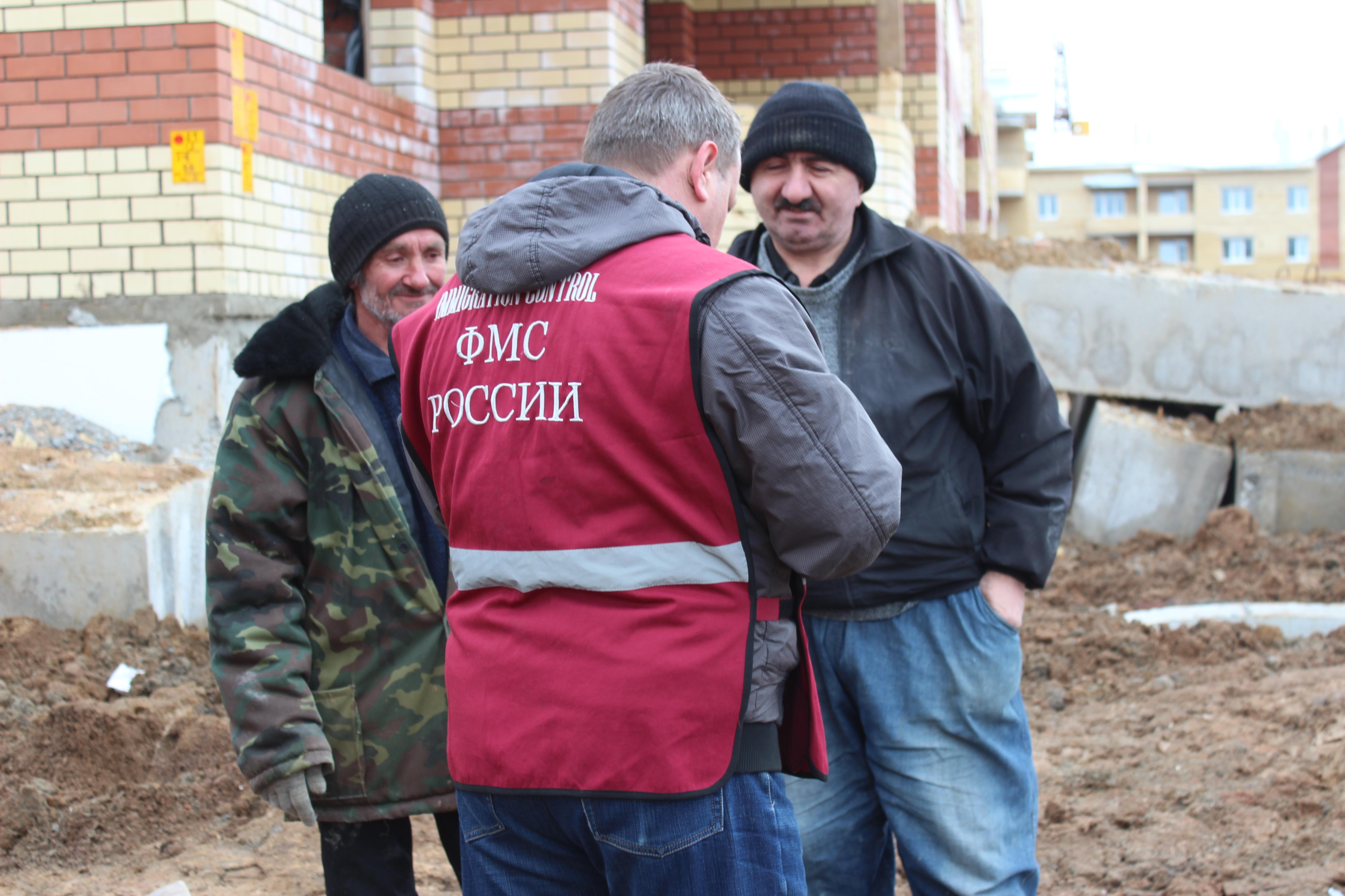 Более десятка нелегальных мигрантов нашли в Вологде за два дня
