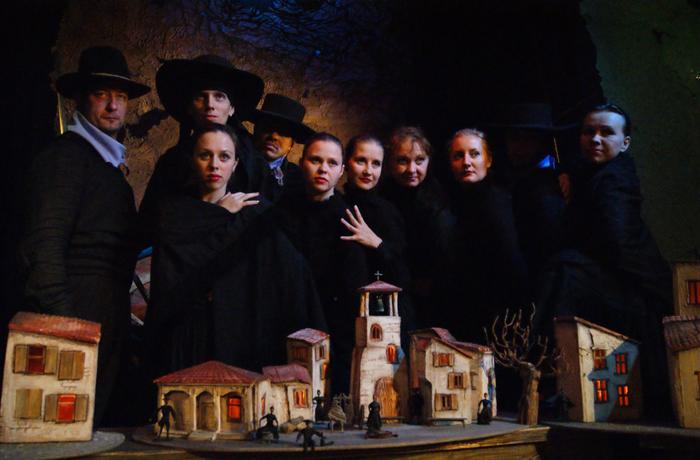 Вологодский театр «Теремок» уехал на фестиваль марионеток в Турцию