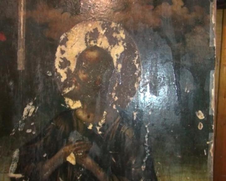 Похищенная в Вологодской области икона нашлась у московского коллекционера
