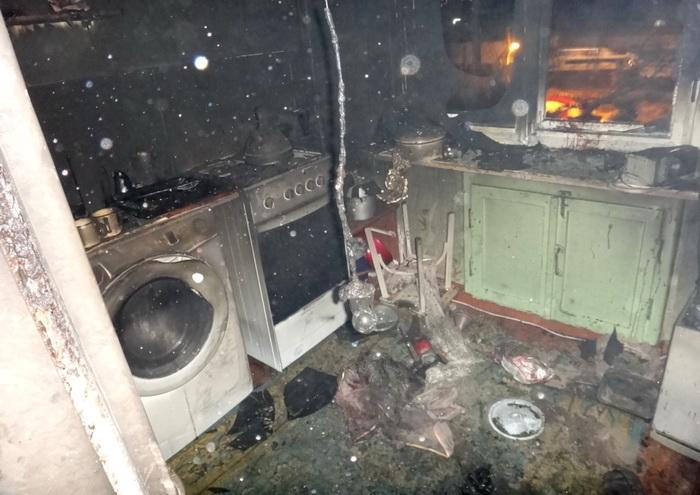 Участкового полицейского могут наказать за гибель детей на пожаре