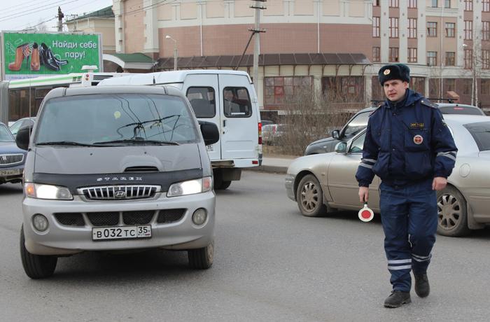 ГИБДД: перекресток Предтеченская-Зосимовская один из самых аварийных в Вологде