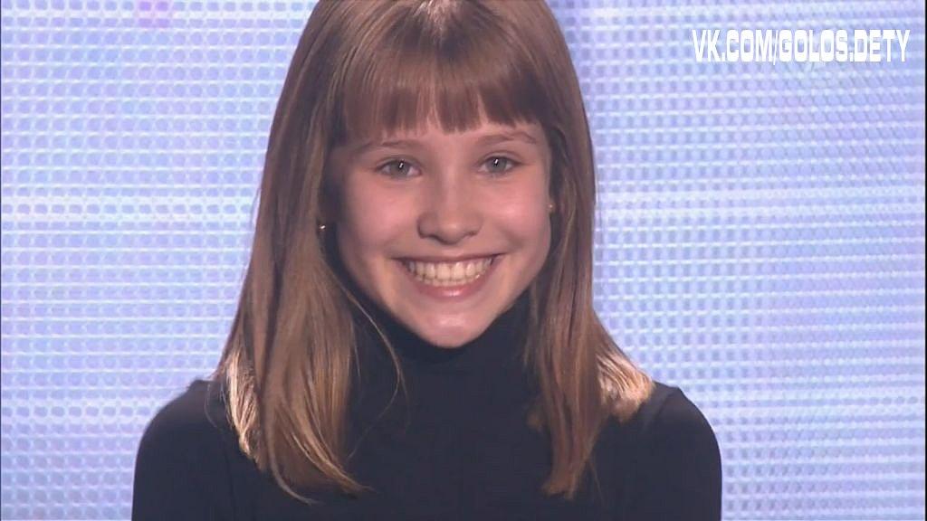 Вологодская школьница прошла прослушивание на шоу «Голос»