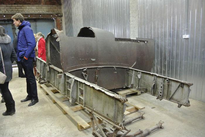 В Вологде хотят воссоздать ИЛ-2 из найденных на местах боев фрагментов и открыть музей