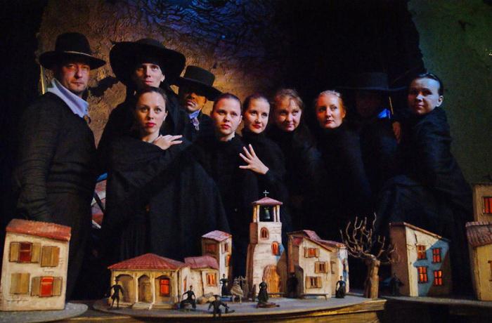 Вологодский спектакль поборется в Москве за премию «Золотая маска»