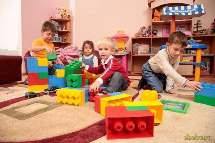 Вологжане могут записать детей в детский сад через Интернет
