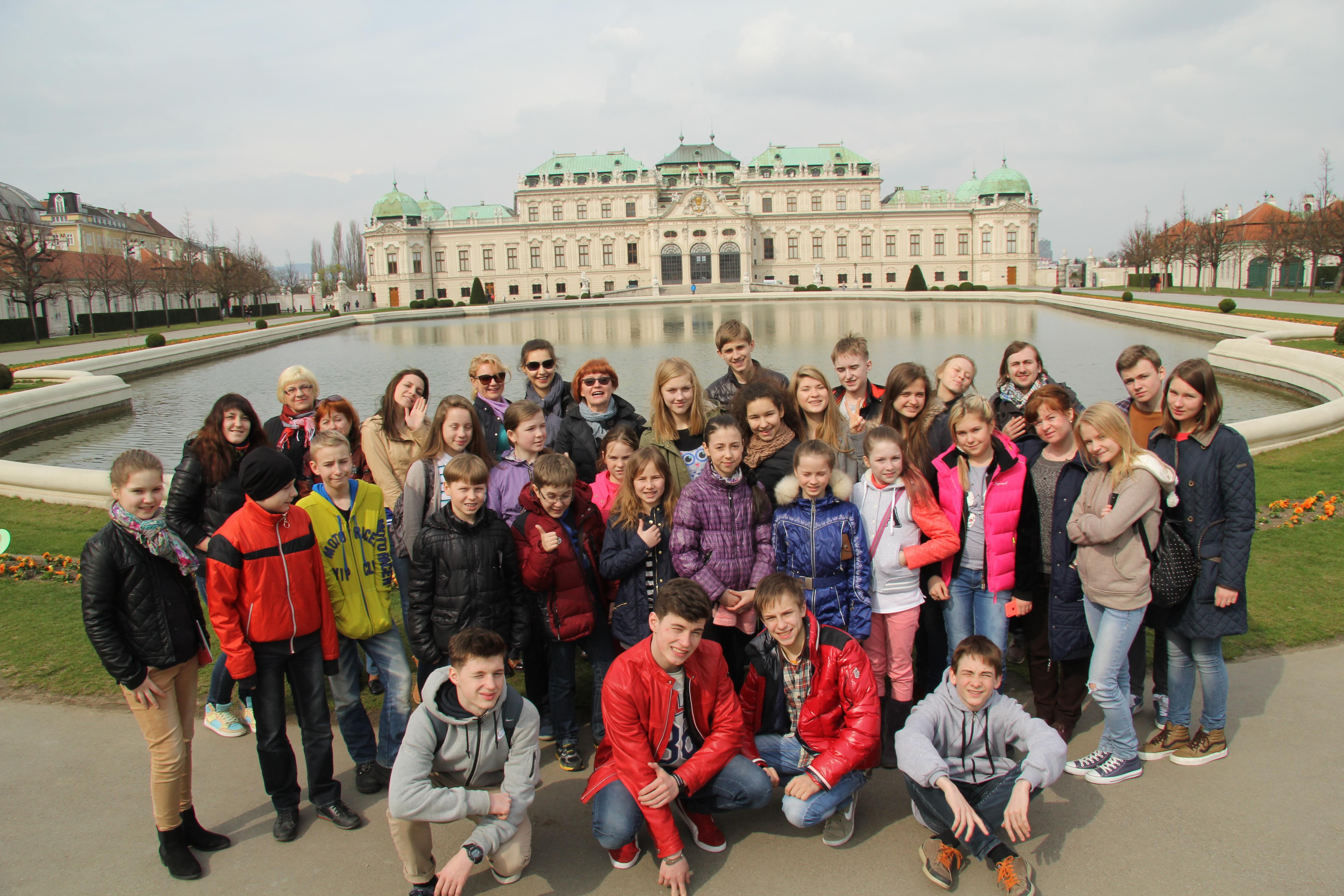 Вологодские актеры из ТМА покорили жюри фестиваля в Вене