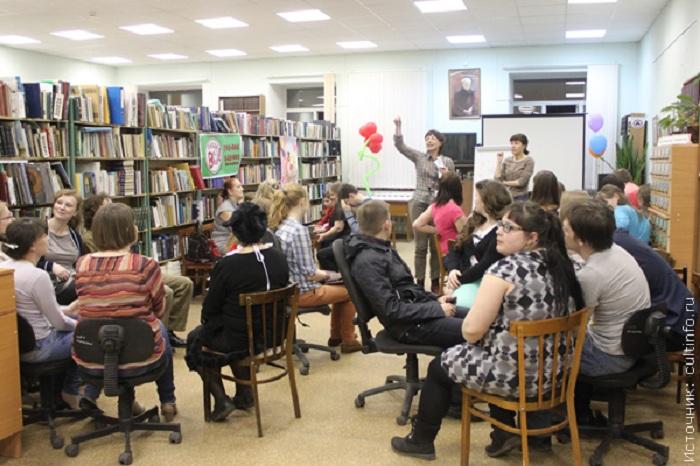 Библиотеки Вологды и Череповца ждут ночных посетителей