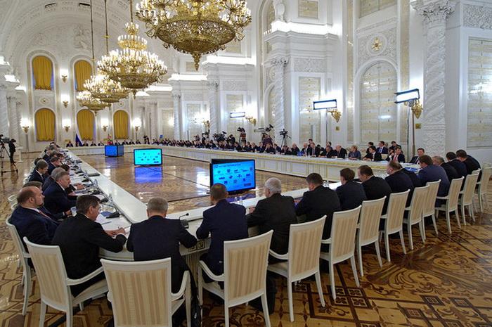 Губернатор Вологодской области выбыл из Президиума Госсовета РФ