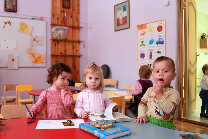 Списки в детские сады Вологды формируются с учетом пожеланий родителей, а не по прописке