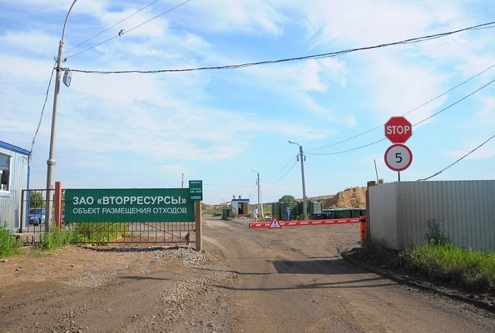 Полигон бытовых отходов в Вологде снова открыли для всех перевозчиков