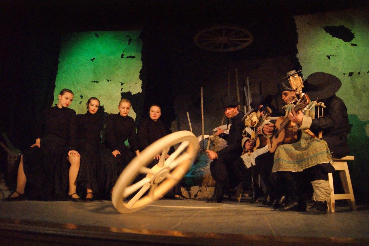 Театр кукол из Вологды  получил «Золотую маску»