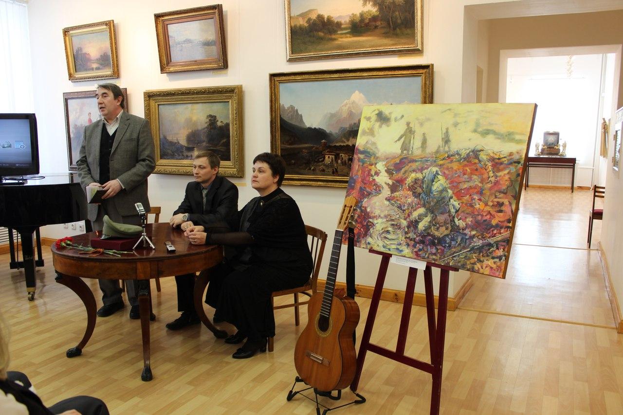 В Вологде открылась выставка, посвященная 100-летию начала Первой мировой войны