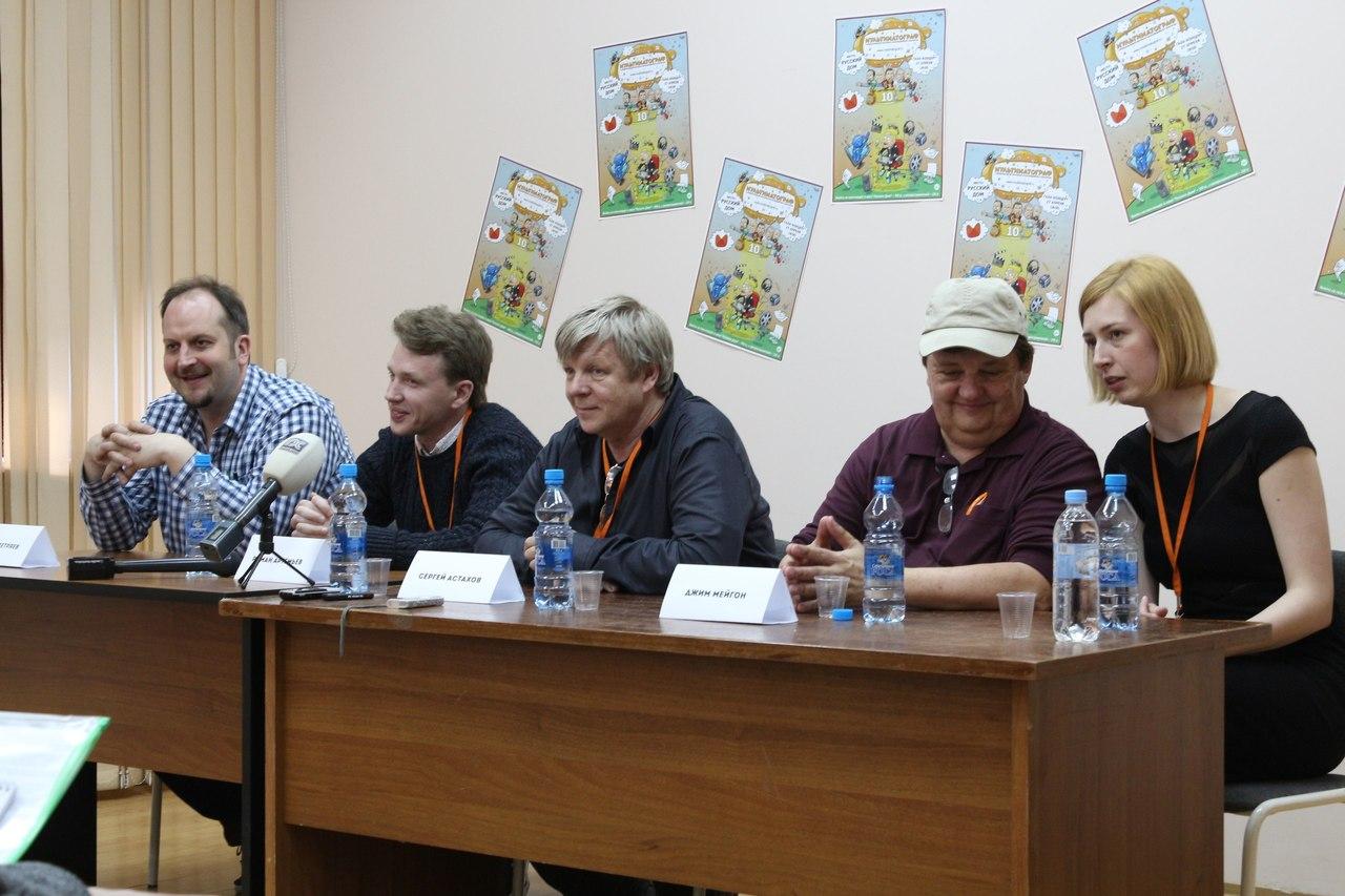 Кинооператор Сергей Астахов посоветовал вологжанам сохранять свою историю