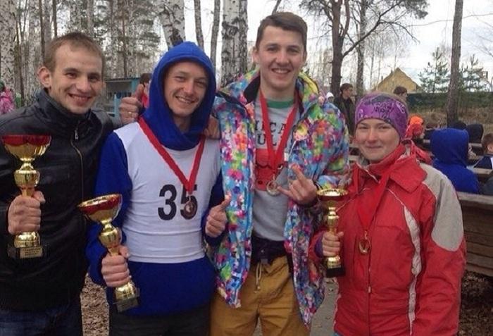 Вологжане стали призёрами Национального чемпионата по фрироупу