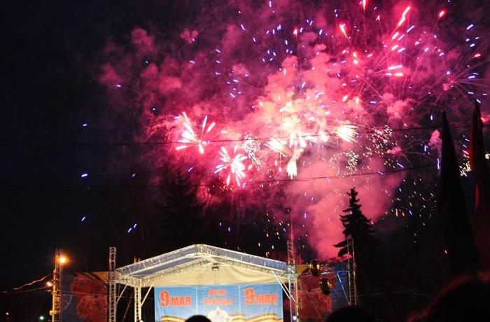 Программа празднования 9 мая в Вологде