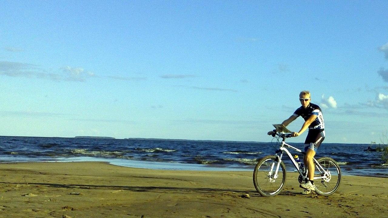 Череповчанин вошёл в пятёрку сильнейших на первенстве России по ориентированию на велосипеде