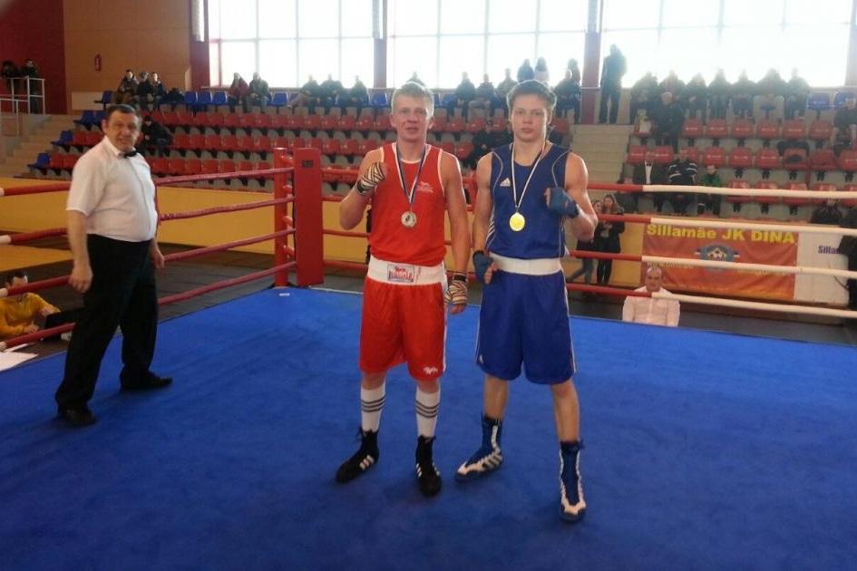 Вологодские боксеры завоевали три золота на международном турнире