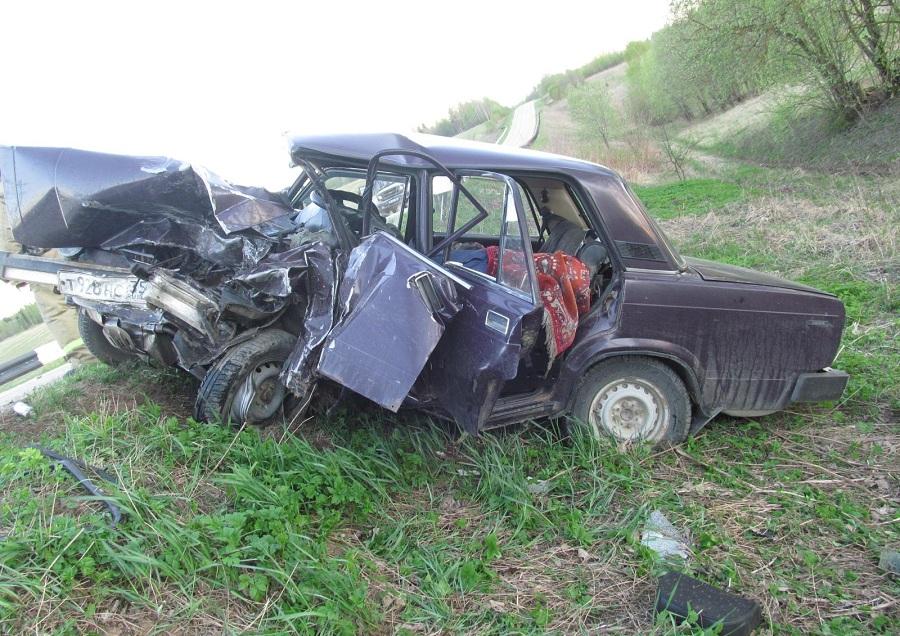 В Вологодской области пьяный водитель за рулем иномарки стал виновником гибели женщины