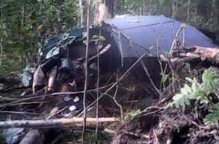 Вологжанка разбилась на вертолёте в Ленинградской области