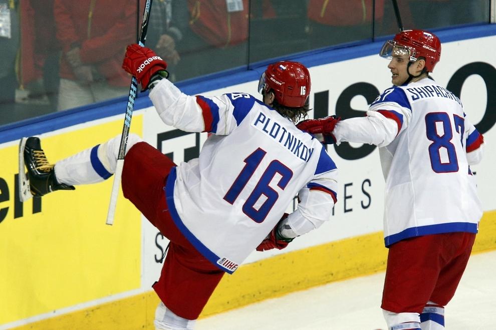 Череповчанин Вадим Шипачев принес победу сборной России на Чемпионате мира
