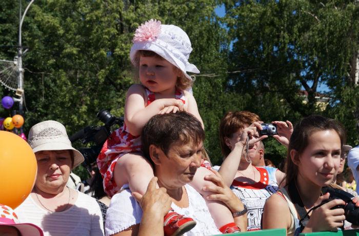 День защиты детей отмечают в Вологде
