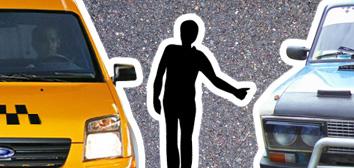 Трагедия в такси
