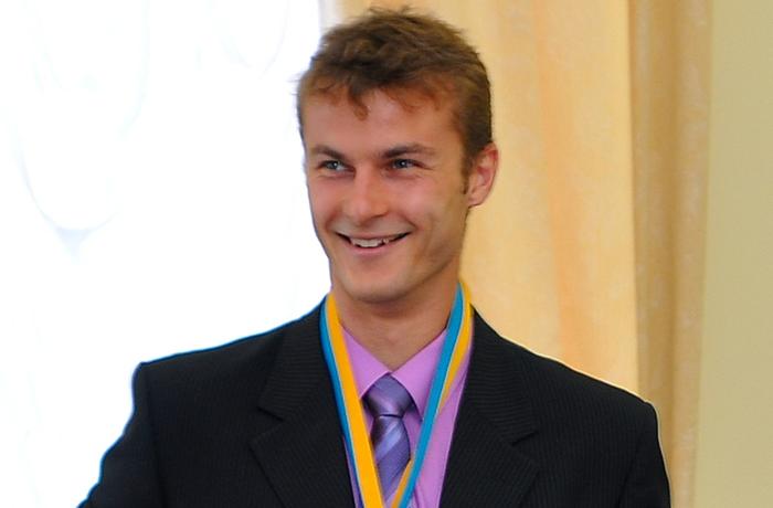 Вологжанин взял бронзу Чемпионата России по легкой атлетике