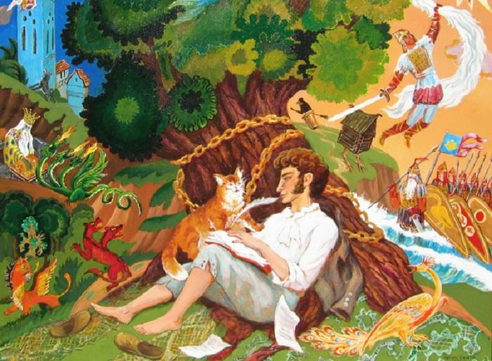 Вологжан ждут литературное лото и квесты по книгам Пушкина