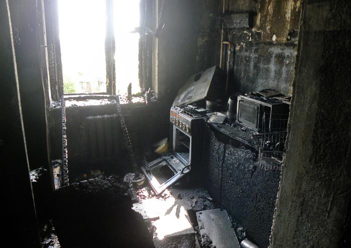 Двое молодых людей пострадали при взрыве газа в Вологде