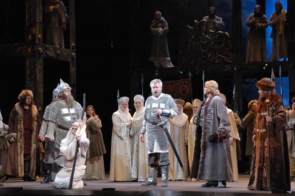 Оперу «Князь Игорь» увидят вологжане на фестивале «Голоса истории»