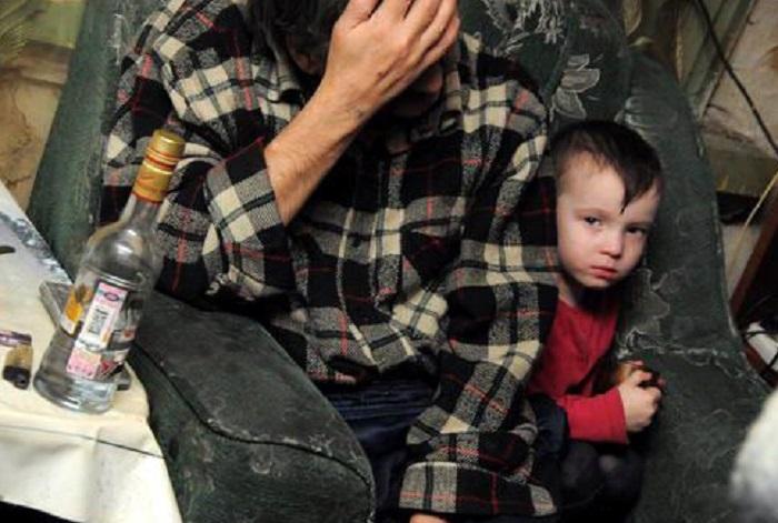 Нетрезвый вологжанин потерял своего двухлетнего сына