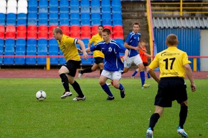 Футболисты вологодского «Динамо» потерпели поражение в дерби с череповчанами