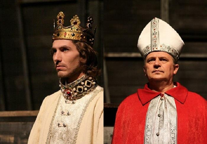 Вологодские артисты покажут зрителям Ричарда II, Ромула Великого и Шекспира