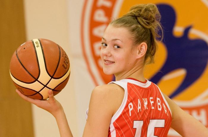 Баскетболистка «Чевакаты» отличилась на международном молодежном турнире