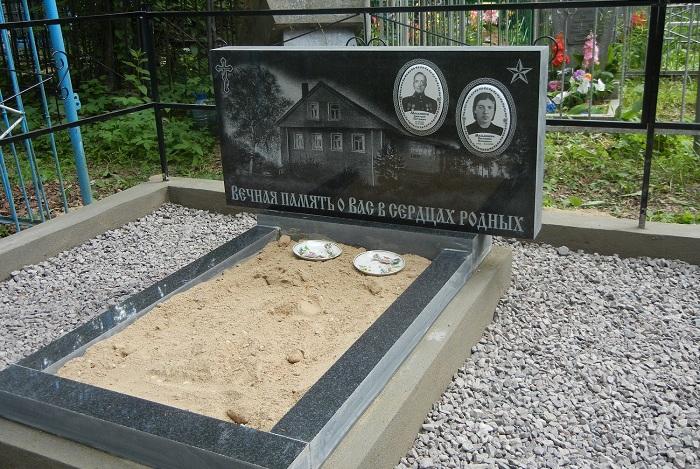Вологжанке бескорыстно помогли восстановить могилу отца-участника войны