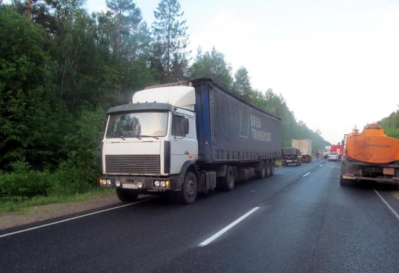 Три человека погибли в ДТП в Вологодской области