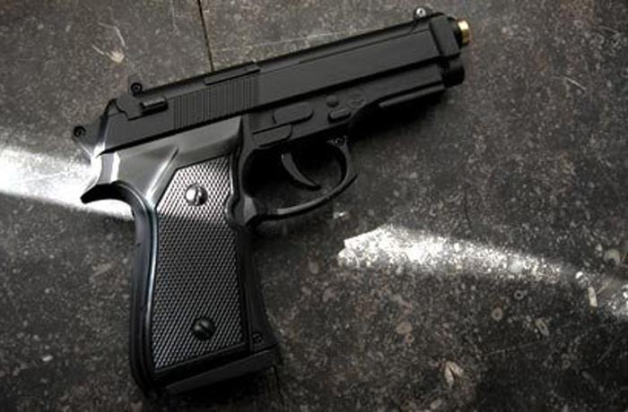 В Вологде покупателей машины обстреляли из травматики