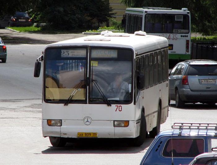 В Вологде на День города изменятся маршруты автобусов