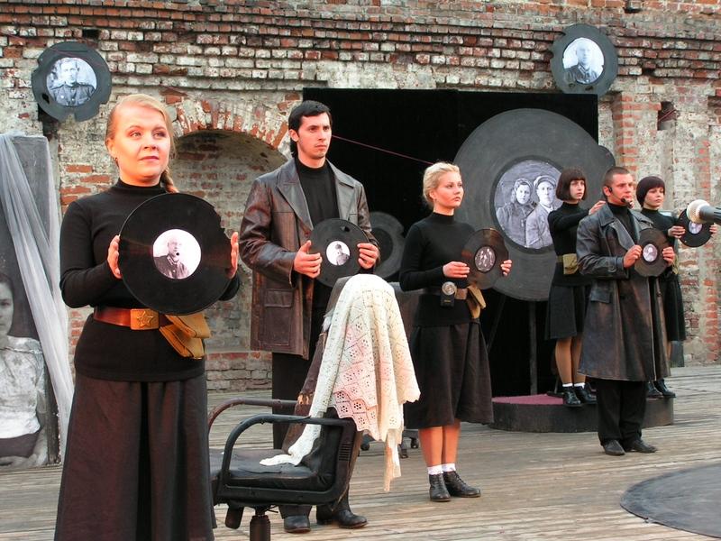 В Вологде открывается театральный фестиваль «Голоса истории»
