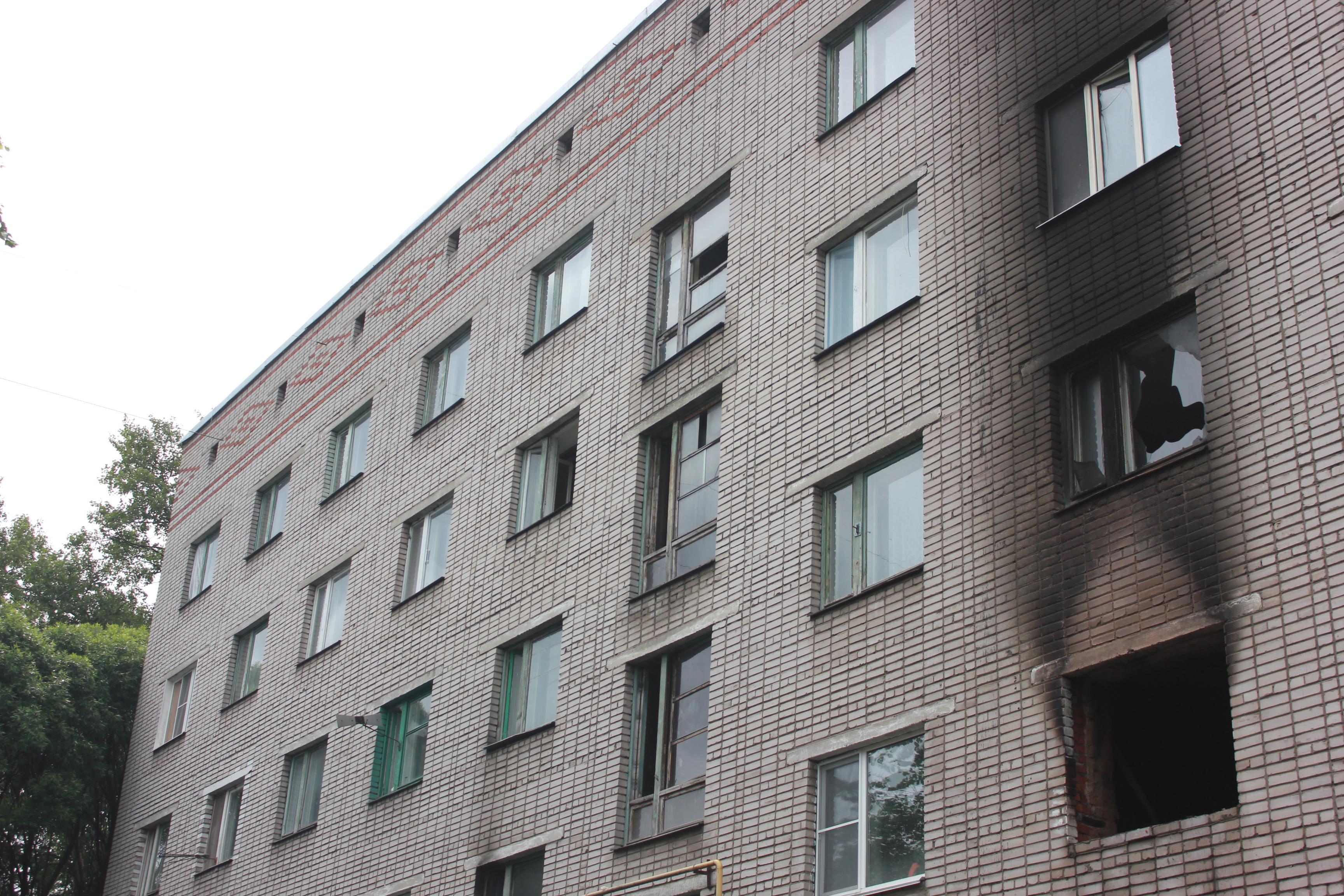 В Вологде жителей пятиэтажки эвакуировали среди ночи