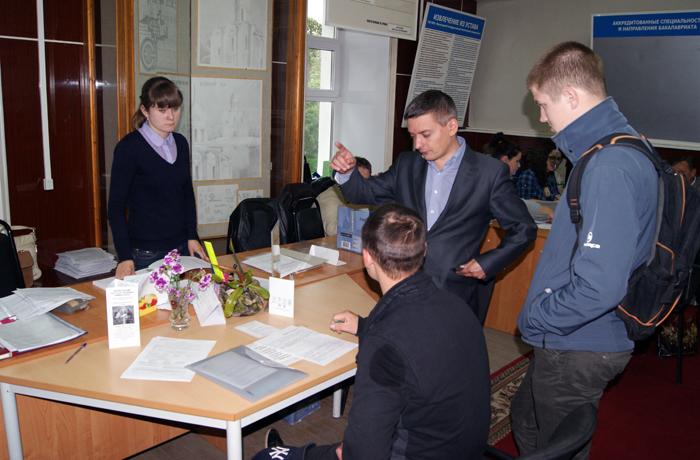 Вологодский государственный университет атакуют абитуриенты