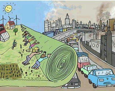 Экономика vs экология