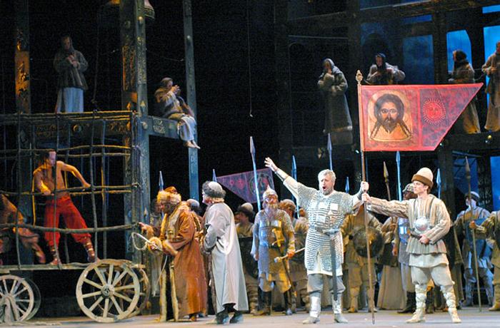 Опера «Князь Игорь» в Вологде начнется на час позже