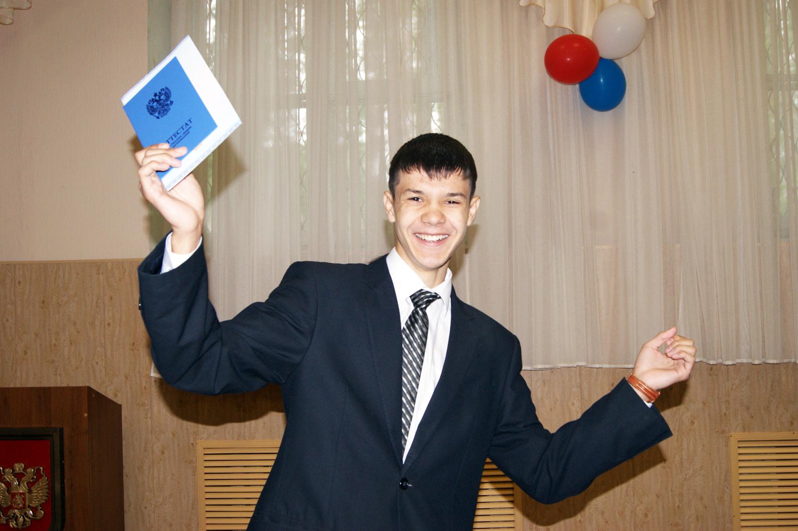 В вологодских школах вручают аттестаты выпускникам