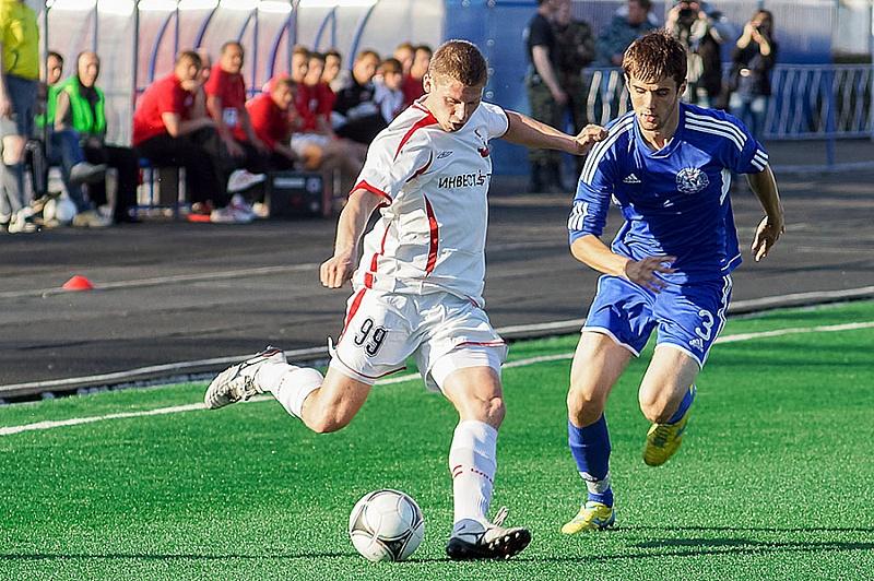 Вологодские футбольные команды больше не выступают на профессиональном уровне