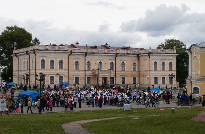 Вологжан ждут на праздничных площадках дня города